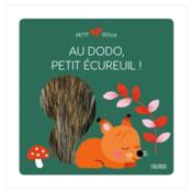 Au dodo, petit ecureuil ! - Couverture - Format classique