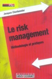La pratique du risk management - Intérieur - Format classique