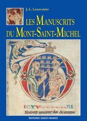 Les manuscrits du mont saint-michel - Intérieur - Format classique