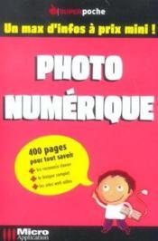 Photo Numerique - Couverture - Format classique