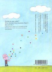 Vol (le) - 4ème de couverture - Format classique