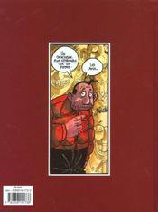 Jean-Claude Tergal T.3 ; présente ses pires amis - 4ème de couverture - Format classique