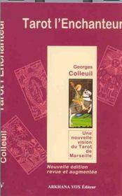 Tarot L'Enchanteur - Intérieur - Format classique