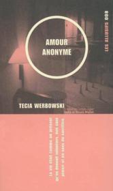 Amour anonyme - Couverture - Format classique