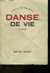 Danse De Vie. - Couverture - Format classique
