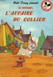 Les Aristochats: L'Affaire Du Collier - Couverture - Format classique