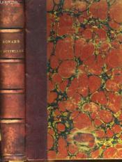 ROMANS ET NOUVELLES - MADAME TEHRESE de RCKMANN-CHATRIAN / LA RUSE de PAUL ADAM / LE REVE d'EMILE ZOLA / ROBES ROUGES de PAUL ADAM / LE FILS MAUGARS de A. THEURIET - Couverture - Format classique