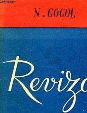 Revizor - L'Inspecteur General - Couverture - Format classique