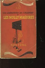 Les Molly-Maguires - Tome 1 - Les Liberateurs De L'Irlande - Couverture - Format classique