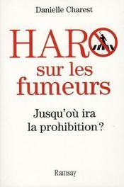 Haro sur les fumeurs - Intérieur - Format classique