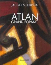 Atlan - de la couleur a la lettre - Intérieur - Format classique