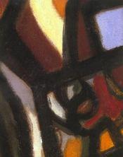 Atlan - de la couleur a la lettre - 4ème de couverture - Format classique