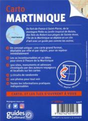 Martinique (édition 2019) - 4ème de couverture - Format classique