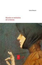 Mystère et ministères de la femme - Couverture - Format classique