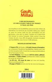 Guide France (édition 2020) - 4ème de couverture - Format classique