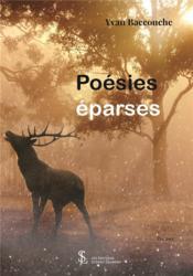 Poésies eparses - Couverture - Format classique
