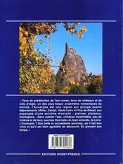 Aimer auvergne - 4ème de couverture - Format classique