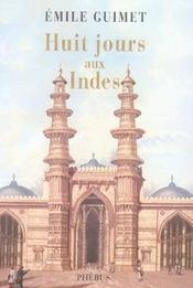Huit jours aux Indes - Intérieur - Format classique