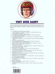 Tout Buck Danny ; INTEGRALE VOL.6 ; T.16 A T.19 ; de l'Extrême-Nord à l'Extrême-Orient - 4ème de couverture - Format classique