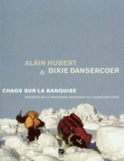 Chaos Sur La Banquise - Couverture - Format classique