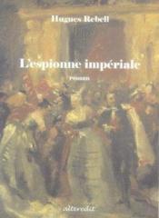 Espionne Imperiale - Couverture - Format classique