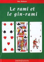 Le rami et le gin-rami ou gin rummy - Intérieur - Format classique