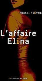 L'affaire Elina - Couverture - Format classique