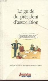 Le Guide Du President - Couverture - Format classique