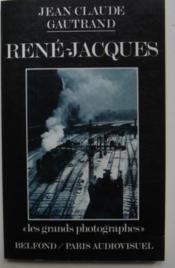 Rene-Jacques. - Couverture - Format classique
