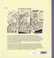 Ben t.4 ; le repos du guerrier - 4ème de couverture - Format classique