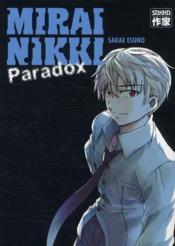 Mirai nikki paradox - Couverture - Format classique