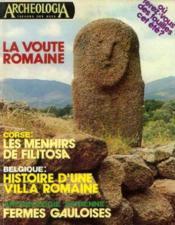 Archeologia trésors des ages n°93, avril 1976 - Couverture - Format classique