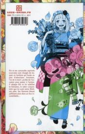 Blue exorcist t.3 - 4ème de couverture - Format classique