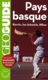Geoguide ; Pays Basque (Biarritz, San Sebastian, Bilbao) - Couverture - Format classique