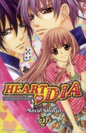 Heart no dia t.2 - Couverture - Format classique