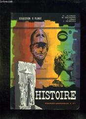 HISTOIRE 6e. ORIENT GRECE. - Couverture - Format classique