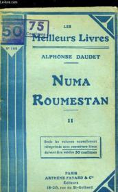 Numa Roumestan - Tome 2 - Couverture - Format classique