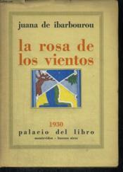 La Rosa De Los Vientos - Couverture - Format classique