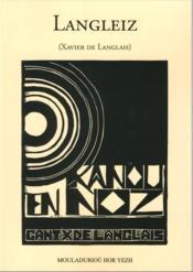 Kanou en noz - Couverture - Format classique