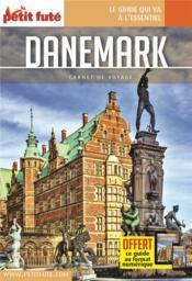 GUIDE PETIT FUTE ; CARNETS DE VOYAGE ; Danemarck (édition 2020) - Couverture - Format classique