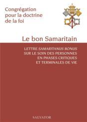 Le bon samaritain - Couverture - Format classique