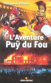 L'aventure du puy du fou (édition 2005) - Intérieur - Format classique