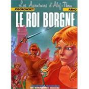 Alef-Thau t.3 ; le roi Borgne - Couverture - Format classique