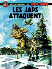 Buck Danny t.1 ; les japs attaquent - Couverture - Format classique