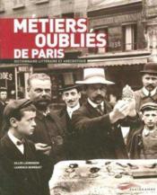 Metiers oublies de paris 2005 (édition 2005) - Couverture - Format classique