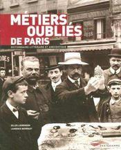 Metiers oublies de paris 2005 (édition 2005) - Intérieur - Format classique