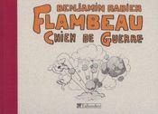 Flambeau, chien de guerre - Intérieur - Format classique