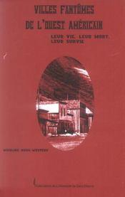 Les villes fantomes de l'ouest americain - Intérieur - Format classique