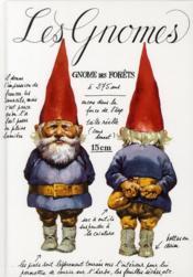 Les gnomes (édition 2010) - Couverture - Format classique