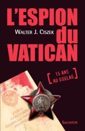 L'espion du Vatican - Couverture - Format classique